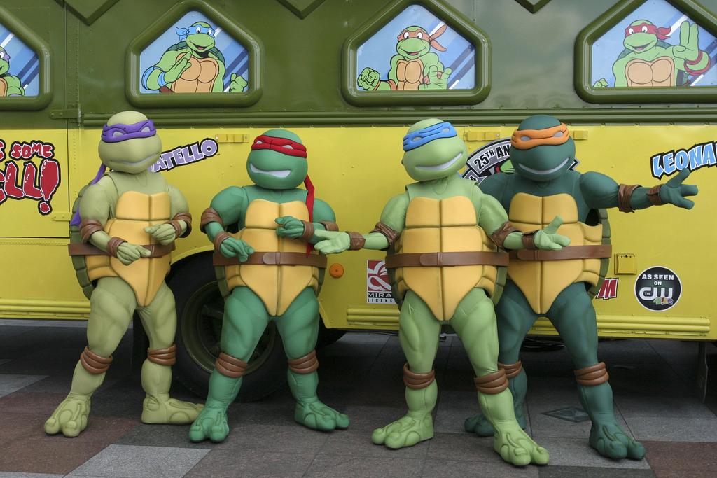 What your favorite teenage mutant ninja turtle says about you what your favorite teenage mutant ninja turtle says about you american appetite solutioingenieria Images