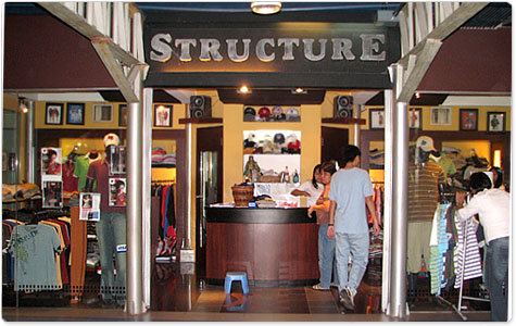 structure